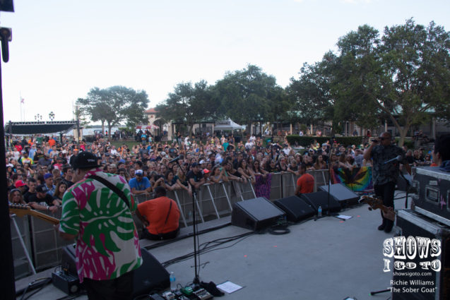 The Green   Cocoa Riverfront Park, FL   June 9, 2017   Photo by Richie Williams (The Sober Goat)