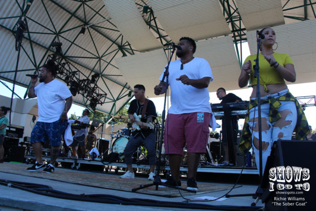 J Boog | Cocoa Riverfront Park, FL | June 25, 2017 | Photo by Richie (The Sober Goat)