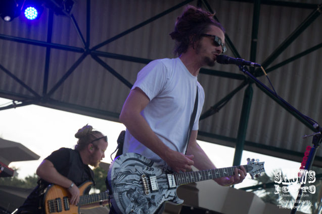 SOJA | Cocoa Riverfront Park, FL | June 9, 2017 | Photo by Richie Williams (The Sober Goat)