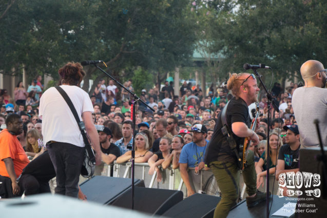SOJA   Cocoa Riverfront Park, FL   June 9, 2017   Photo by Richie Williams (The Sober Goat)
