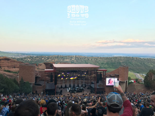 Stick Figure | Red Rocks 2017 | Photo by Richie Williams
