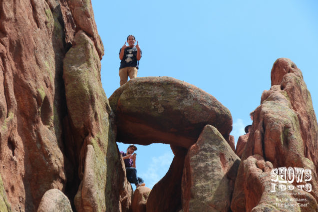 Garden of the Gods   Colorado Springs, CO   Photo by Richie Williams