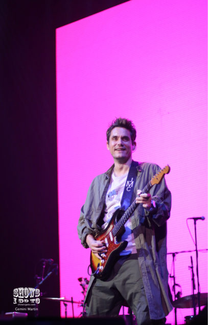 LIVE REVIEW & PHOTOS: John Mayer | Amalie Arena, Tampa, FL | Sunday ...