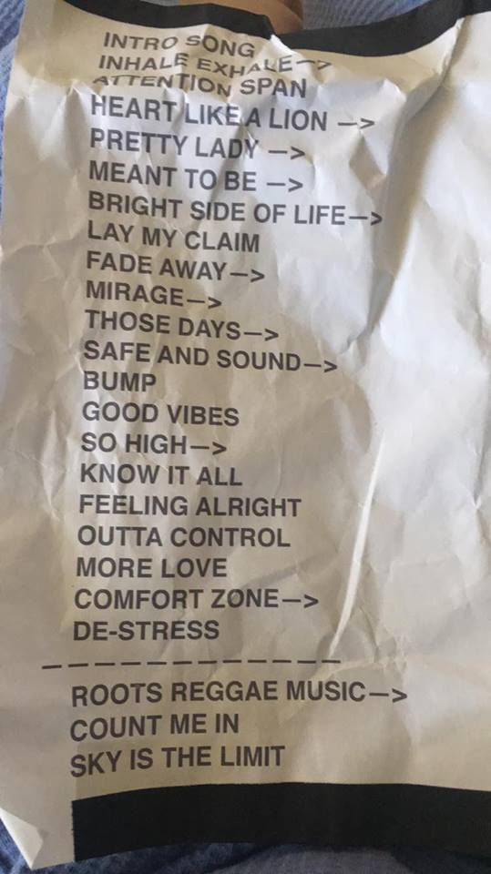 Rebelution Setlist | Riverfront Park, Cocoa, FL | July 28, 2017