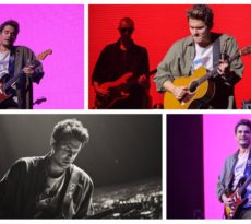 John Mayer Amalie Arena Tampa FL 2017