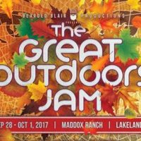 The Great Outdoors Jam 2017