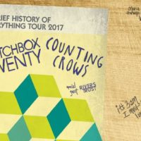 Counting Crows & Matchbox 20
