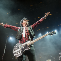 Green Day Perfect Vodka Ampitheatre 2017