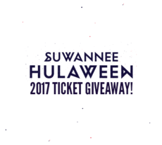 Hulaween Ticket Giveaway 2017