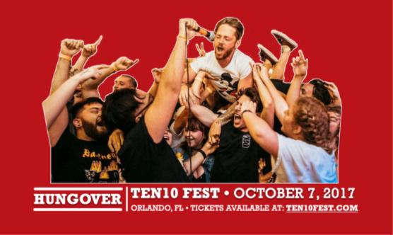 Hungover Ten10 Fest