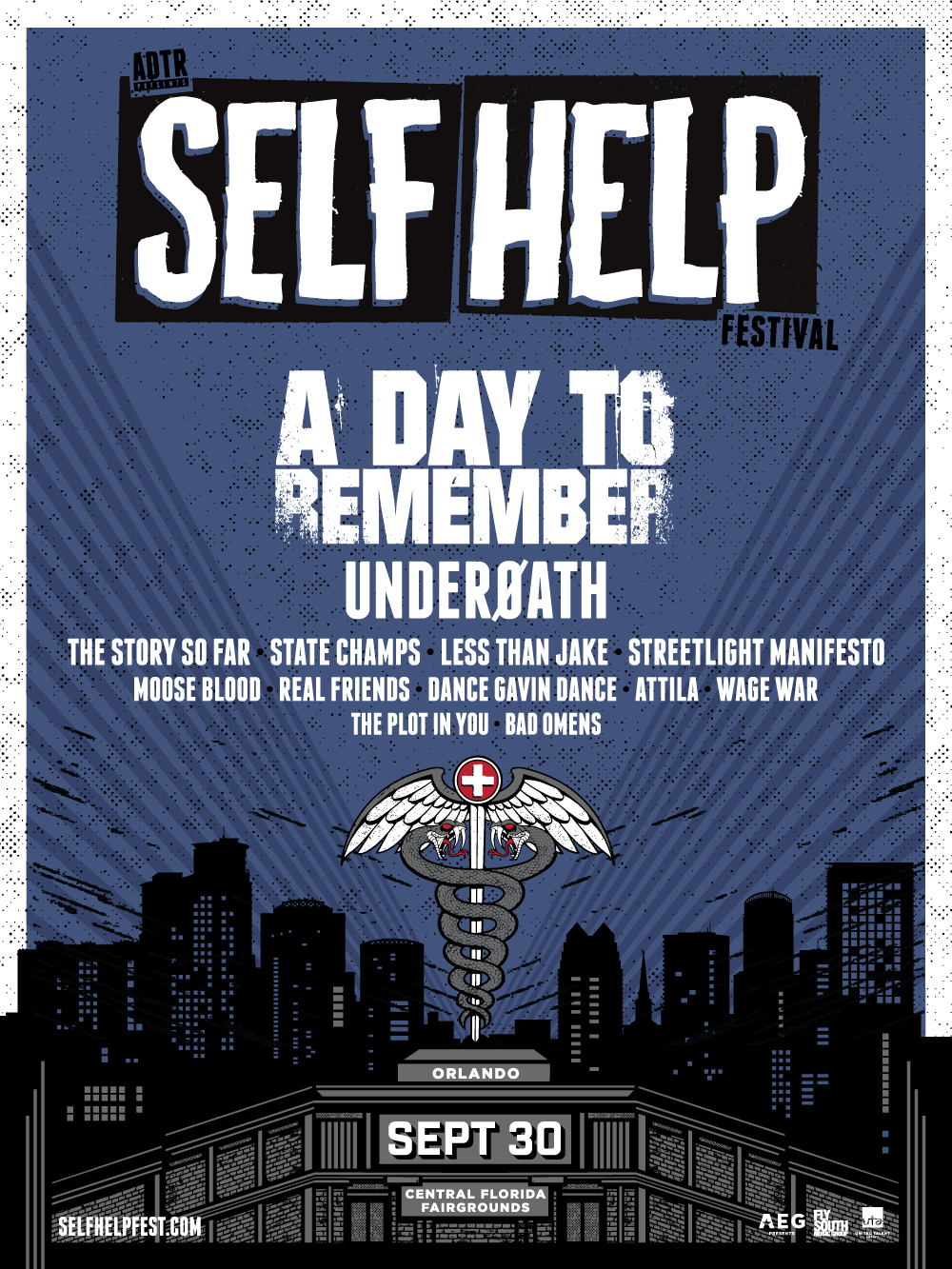 Self Help Fest Orlando Ticket Giveaway