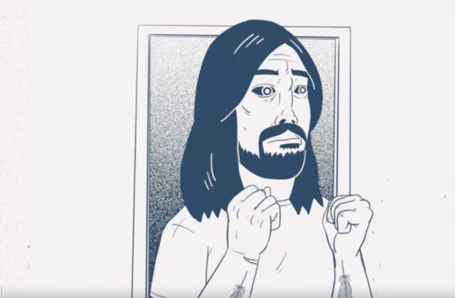 Icymi Foo Fighters Release Hilarious Animation On The Making Of Concrete And Gold Video Shows I Go To