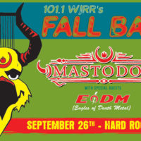 WJRR Fall Ball 2017 Mastodon Eagles of Death Metal Russian Circles