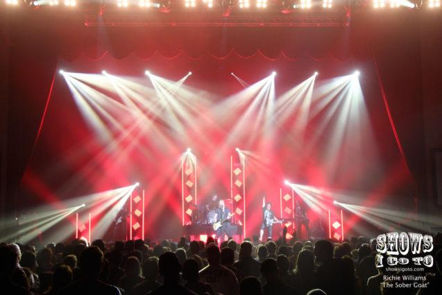 Goo Goo Dolls | Hard Rock Live, Orlando, FL | August 30, 2017 | Photo by Richie Williams