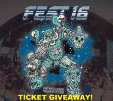 FEST TICKET GIVEAWAY 2017