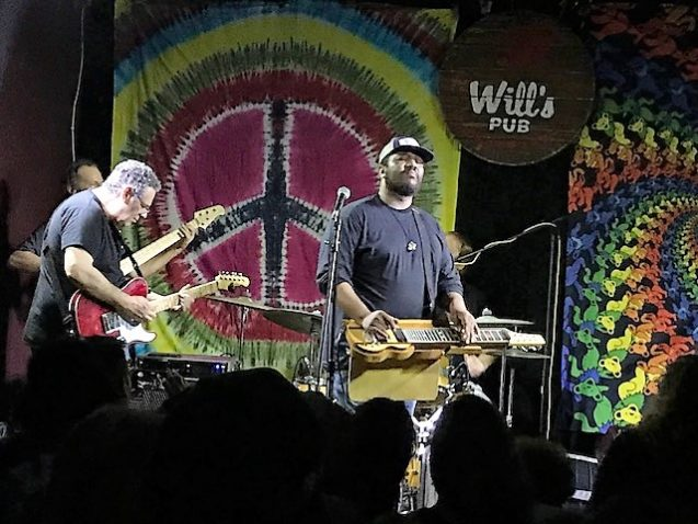 Roosevelt Collier and Unlimited Devotion Play The Grateful Dead