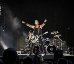 Metallica | Live Concert Photos | July 25th, 2017 | Camping World Stadium - Orlando FL | Photos by Vanessa Rios