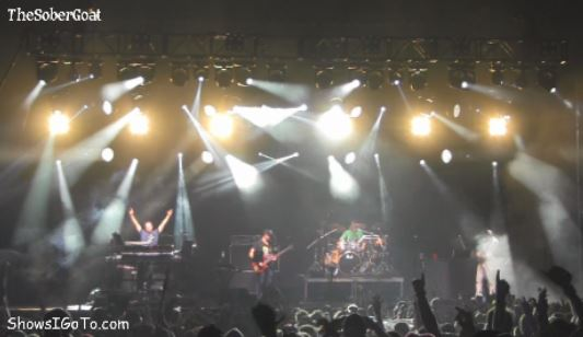 The Disco Biscuits at Suwannee Hulaween 2017