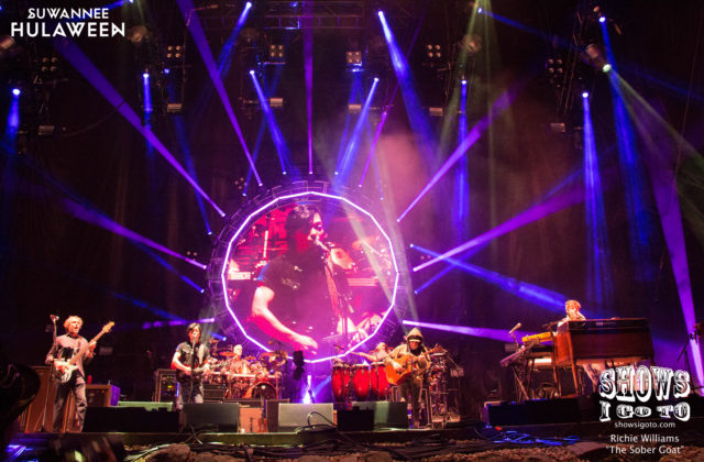 The String Cheese Incident at Suwannee Hulaween 2017