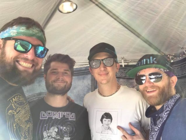 Suwannee Hulaween 2017 Interview - BIG Something