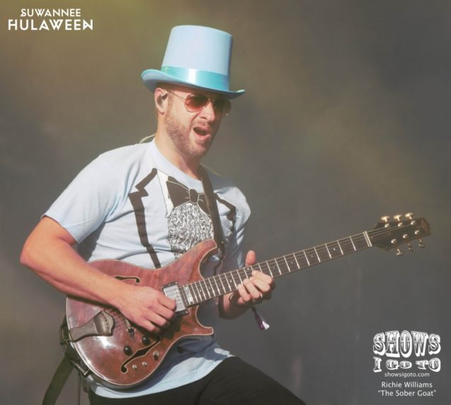 Suwannee Hulaween 2017 Live Review Spafford