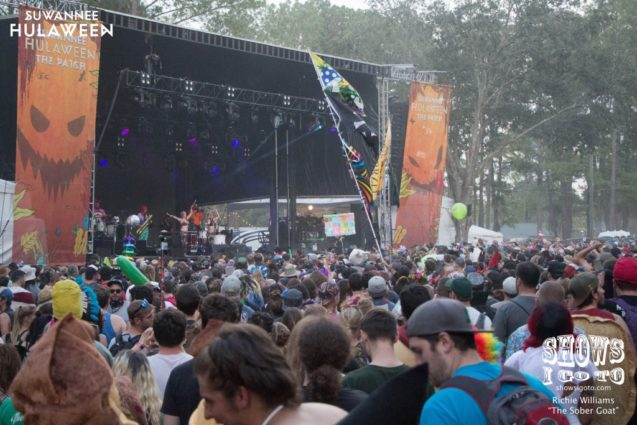 Suwannee Hulaween 2017 - Photos - Beats Antique