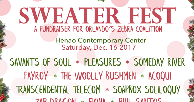 Sweater Fest Orlando 2017 Lineup Feature Image