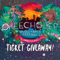 Okeechobee Music & Arts Festival Ticket Giveaway 2018