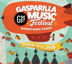 Gasparilla Music Fest 2018 Lineup