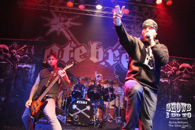 Hatebreed | State Theatre, St. Petersburg, FL | November 29, 2017