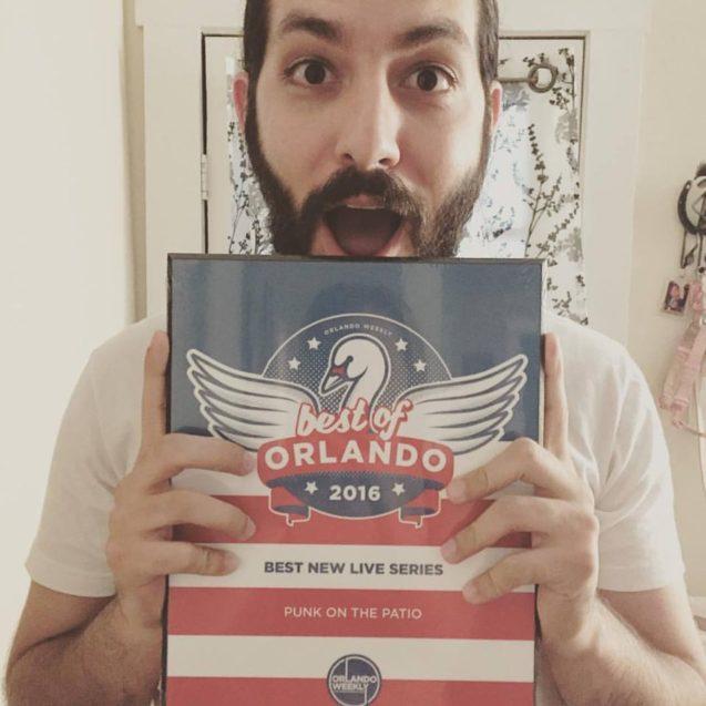 Marshal Rones Best of Orlando