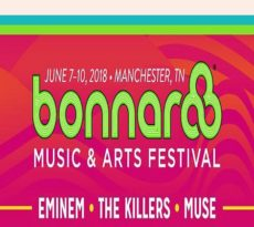 2018 Bonnaroo Music and Arts Festival