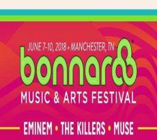 2018 Bonnaroo Music and Arts Festival