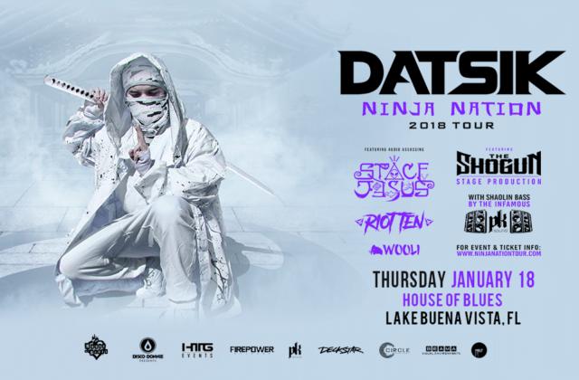 Datsik Orlando 2018