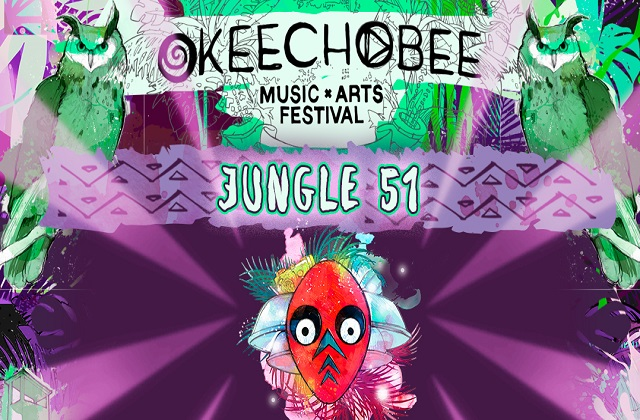 JUNGLE 51 ANNOUNCE LINEUP 2018