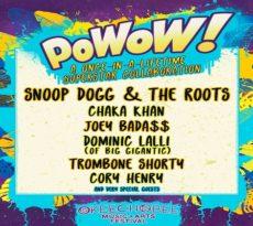 Okeechobee PoWoW Lineup Announcement 2018