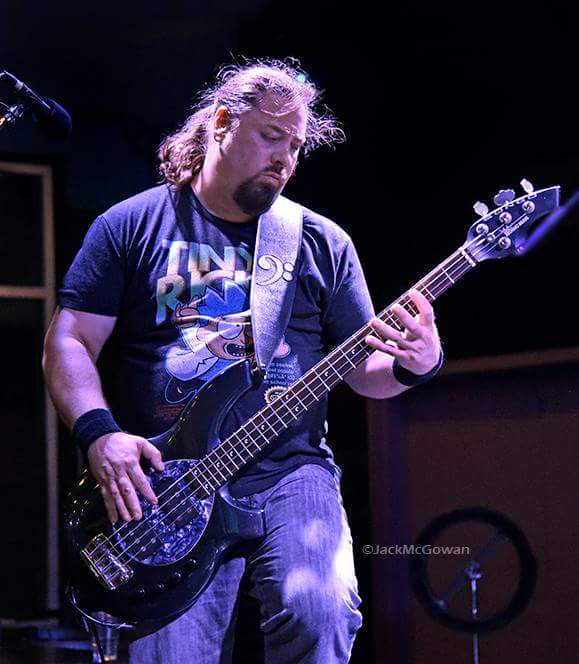 John Pannacione Electric Dawn Locus of Chiron Album Release Show Will's Pub Orlando FL 2018