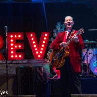 Reverend Horton Heat   House of Blues, Orlando, Florida   December 22, 2017   Photo by Jacob Hayes