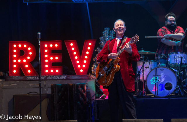 Reverend Horton Heat | House of Blues, Orlando, Florida | December 22, 2017 | Photo by Jacob Hayes