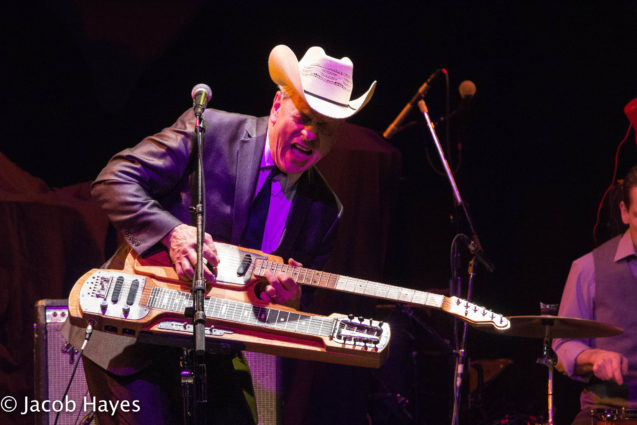 Junior Brown | House of Blues, Orlando, Florida | December 22, 2017 | Photo by Jacob Hayes