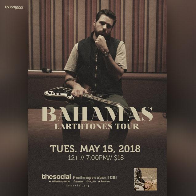 Bahamas band Orlando 2018