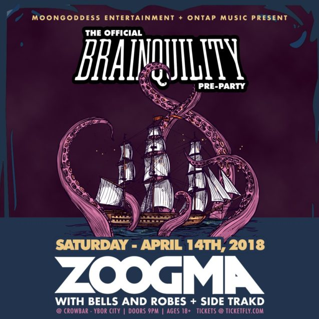 Brainquility Pre Party Tampa