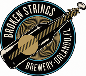 Broken Strings Logo Orlando Brewery 300