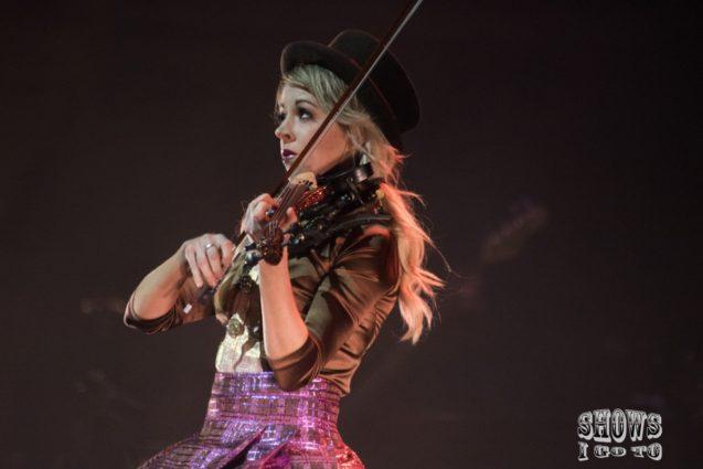 Evanescence & Lindsey Stirling Tour 2018