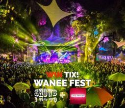 Wanee Festival 2018 Win Tickets