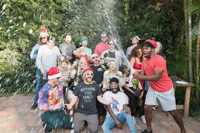 Shows I Go To 5 Year Anniversary Party Blackstar Orlando FL