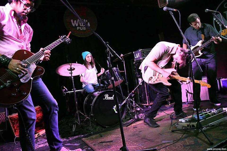 Glowing Nowhere Florida Music Festival Showcase The Social 2018