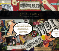 Shows I Go To 5 Year Anniversary Party Blackstar Orlando FL