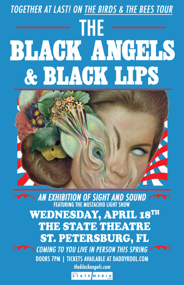 Black Angels and Black Lips