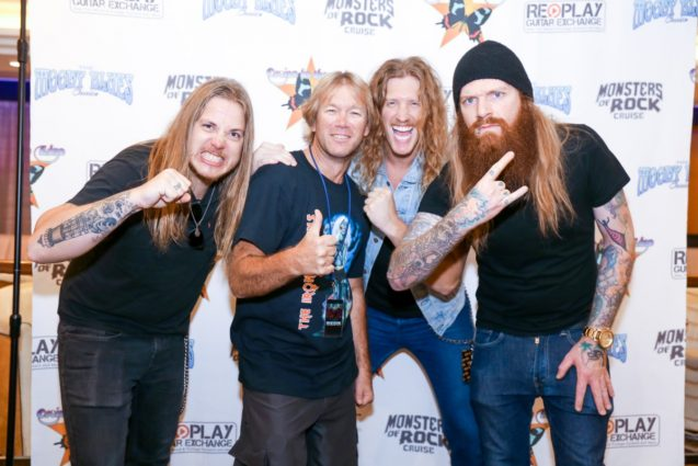Monsters Of Rock Cruise 2018 Review - 1